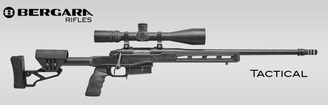 Bergara Premier Series Tactical
