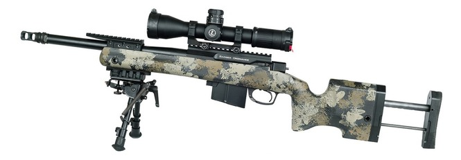Badger Ordinance M134 Compact Precision Rifle